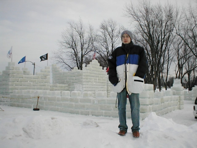 President's Day Winter Ice Castle Extravaganza Festival