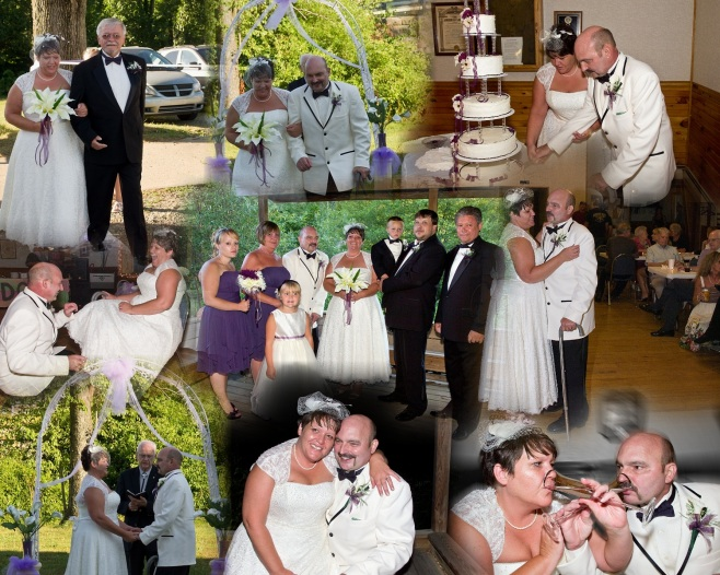Ed and Jodi's Wedding Day