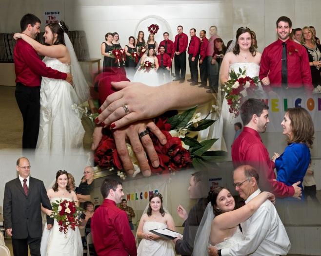 Emily and Dan's Wedding Day
