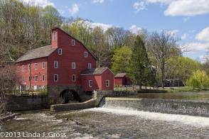 Clinton, New Jersey, Mill