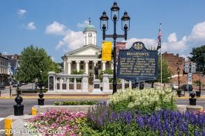 Bellefonte, Pennsylvania, Courthouse
