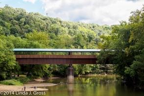 Brinkhaven, Ohio, Covered Bridge