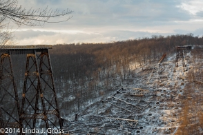 Kinzua Bridge State Park, Pennsylvania