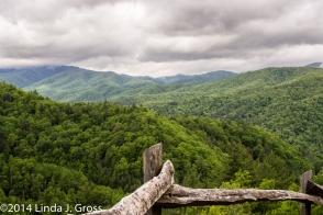 Great Smoky Mountains National Park, Cataloochee, North Carolina