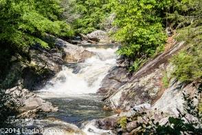 Nantahala National Forest, North Carolina, Waterfall
