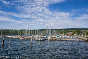 Seneca Lake, Watkins Glen, New York, Finger Lakes