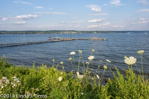 Mayville, New York, Chautauqua Lake