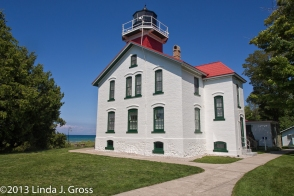 Leelanau Peninsula, Northport, Michigan, Lighthouse