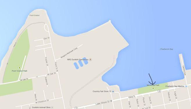 Chadwick Bay